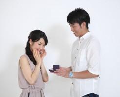 プロポーズと指輪の渡し方と日程の選び方