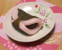 【桜餅】道明寺との違いは?材料と歴史的背景