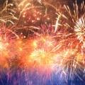 横浜開港祭の花火と快適な13以上の場所