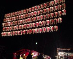 大國魂神社くらやみ祭りの日程と主な行事