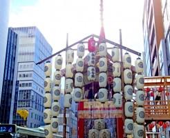 祇園祭の鉾建ての場所、全32基住所詳細