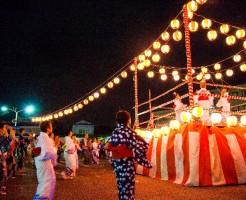 盆踊りの由来と歴史、仏教との深い繋がり