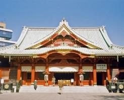 神田明神の大神輿と「平将門」の恩恵と魅力