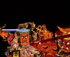 ねぶた祭りの由来とハネト、津軽為信の誇り