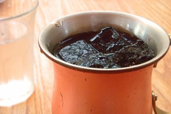 アイスコーヒーの発祥と世界的な認識との差