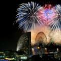 横浜開港祭の花火の場所と時間を知る前に