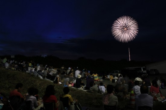長岡花火フェニックスの時間「今年で最後?」