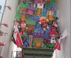 博多祇園山笠の飾り山、全14か所の詳細