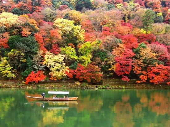 京都の紅葉の名所42選と見逃せない時期
